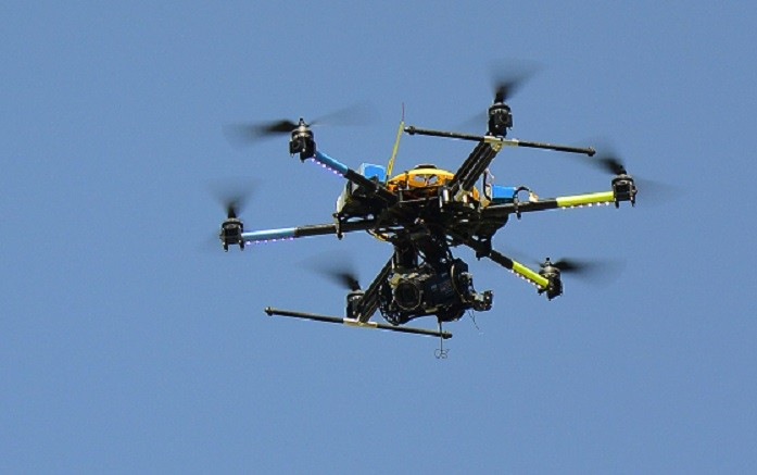 Drones to be deployed by police in Montreal, Canada PIC: Reuters