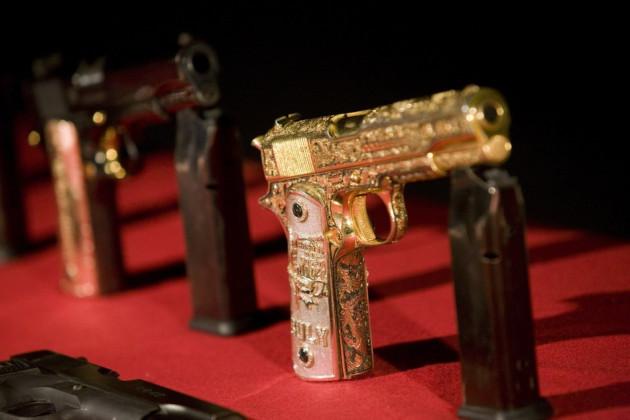 Golden Gun russia