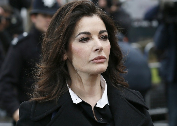 """Nigella Lawson admitted taking cocaine """"twice"""" in evidence at fraud trial PIC: Reuters"""