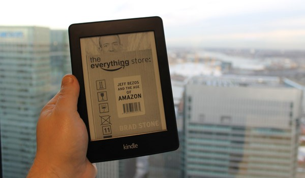 Amazon Kindle Paperwhite Review 2013