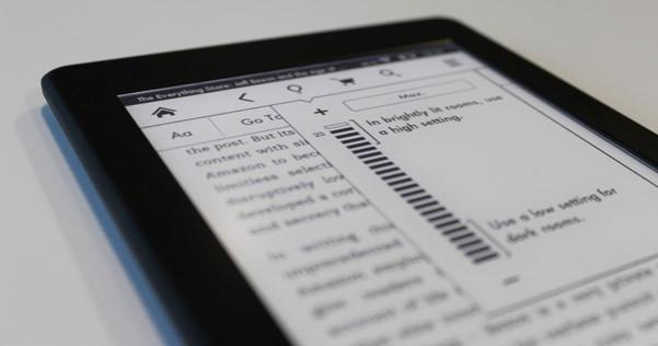 Amazon Kindle Paperwhite Review 2013