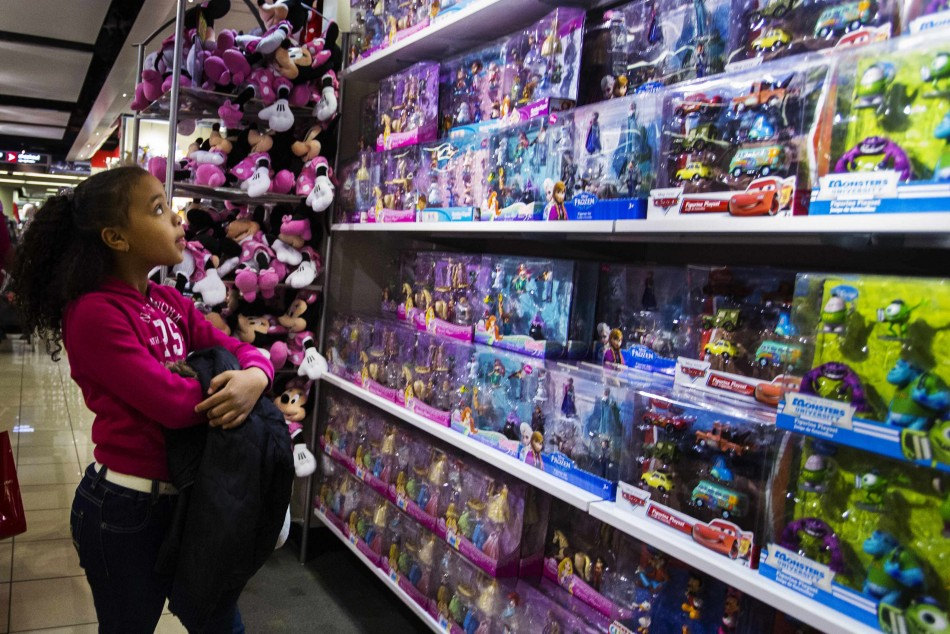 Holiday 2013 Gift Guide: The Top 5 Toys for Girls in 2013