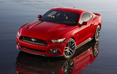 Ford Mustang Launches for first time in Europe
