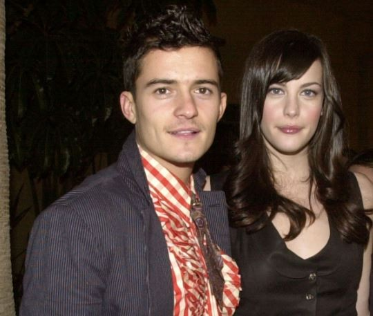 Orlando Bloom was spotted getting close friend Liv Tyler (Reuters)