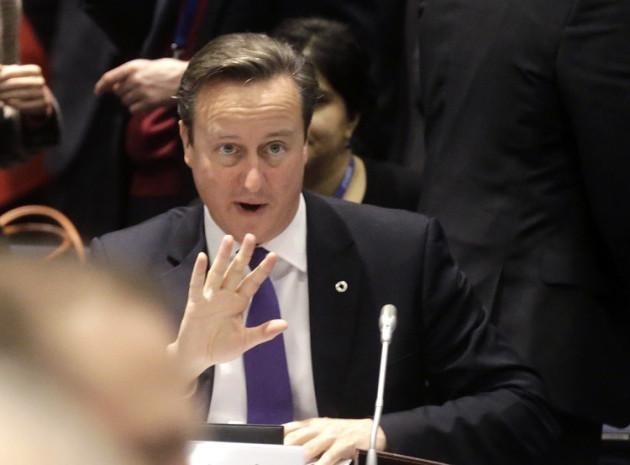 David Cameron Autumn Statement