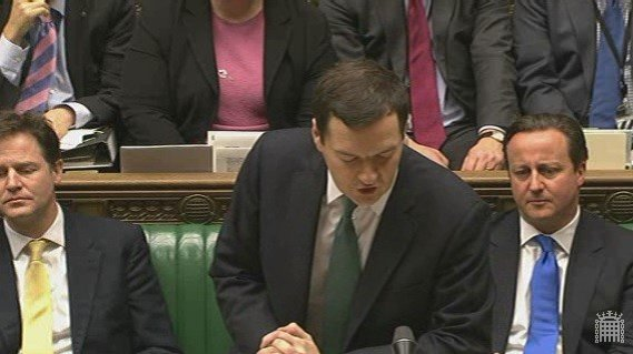 Autumn Statement 2013: Libor Fixing Fines to Go to Emergency Services and Military Charities (Photo: Parliament TV)