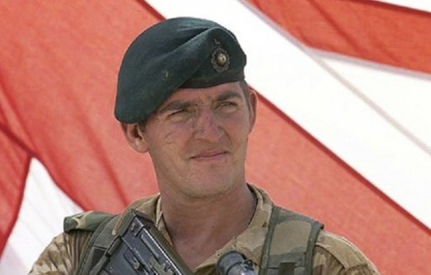 Sergeant Alexander Wayne Blackman