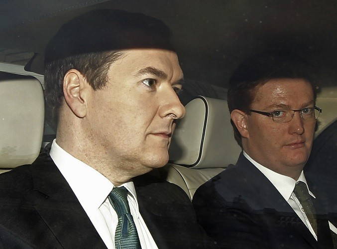 Autumn Statement 2013: George Osborne Unveils Glowing ...