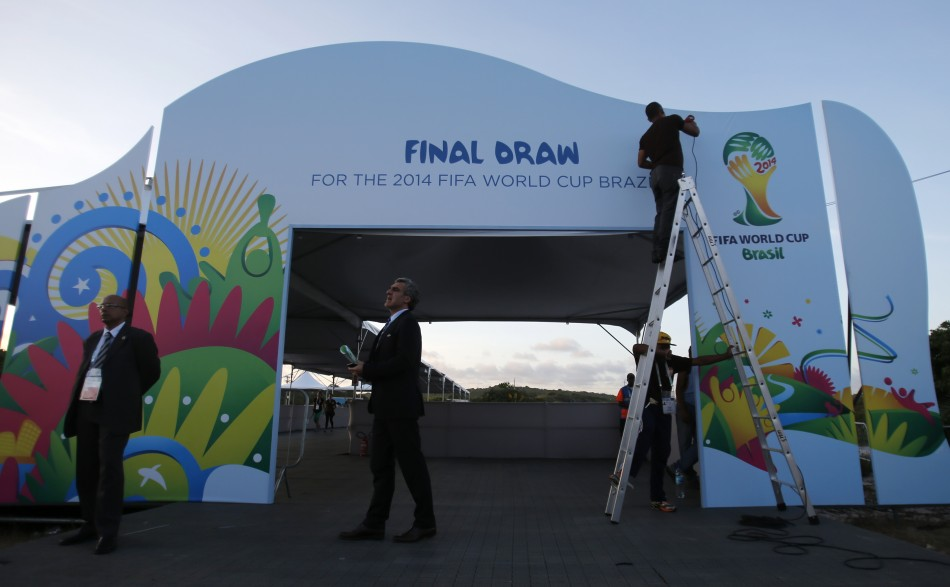 2014 World Cup Draw