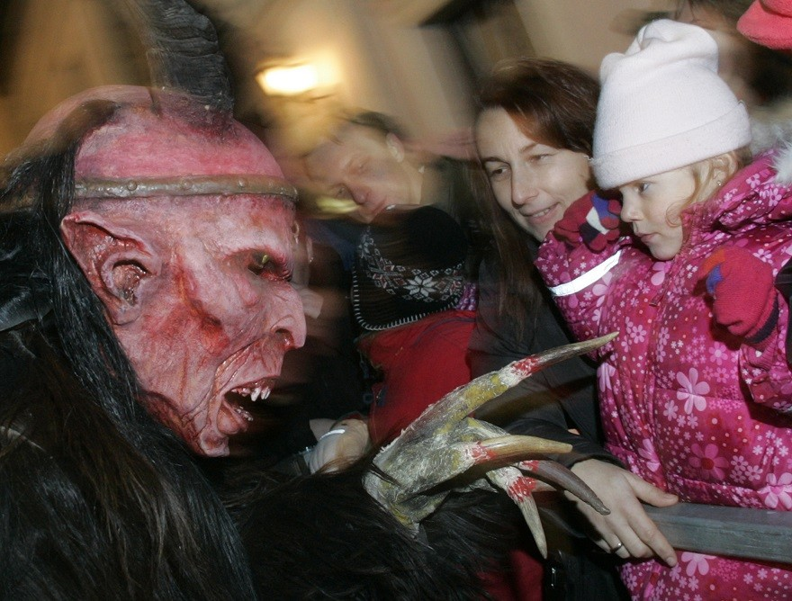 christmas 2013 germany prepares for terrifying tradition krampus photos