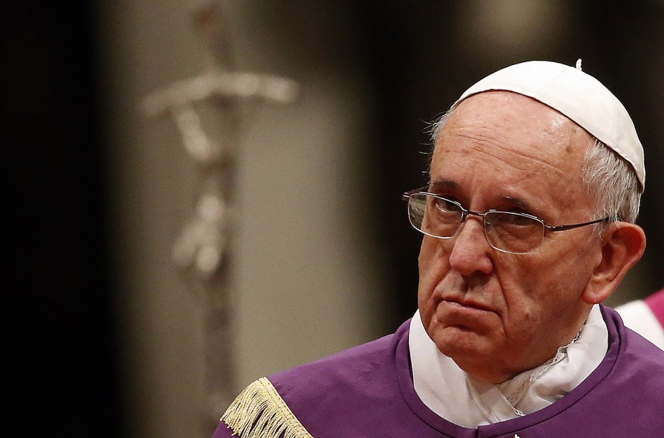 Pope Francis paedophilia