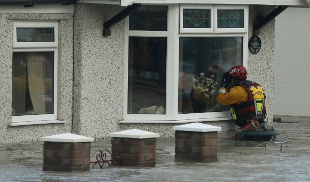 Severe Flood Warnings in the UK