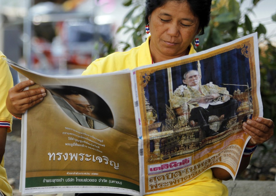 Thai Protests resume after King's Birthday