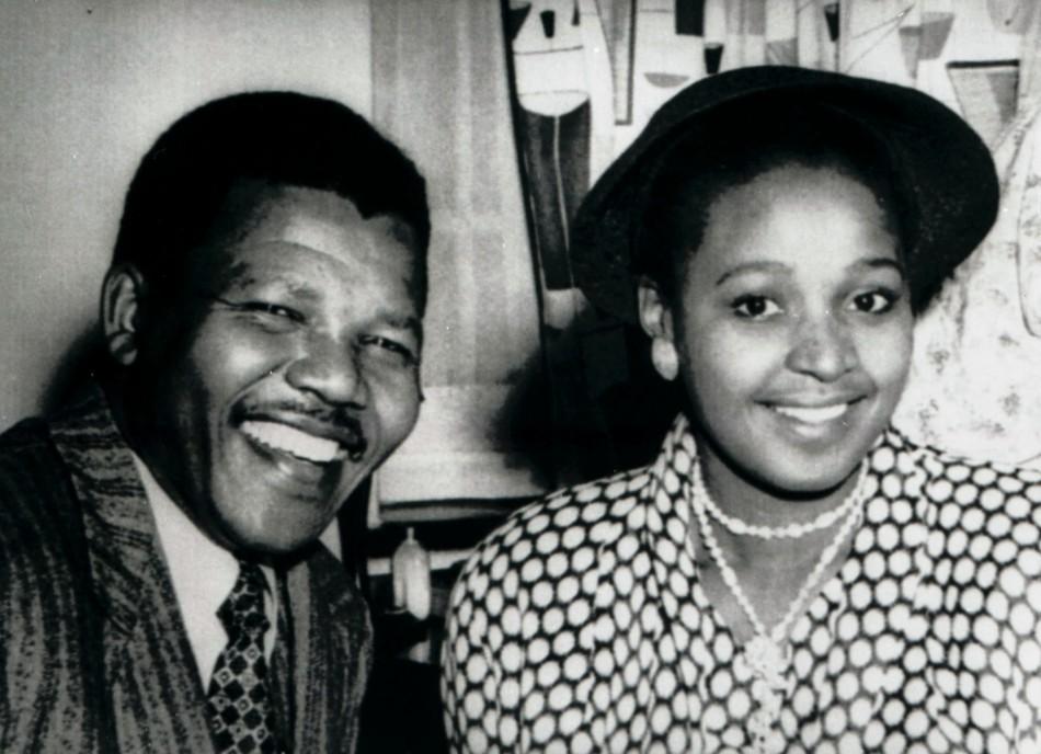 Wedding to Winnie Mandela