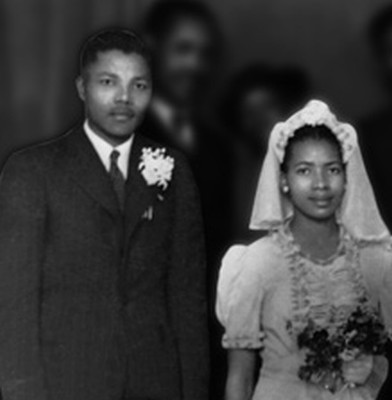 First wife Evelyn Mase