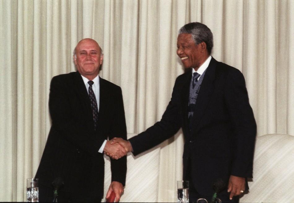 Goodbye apartheid