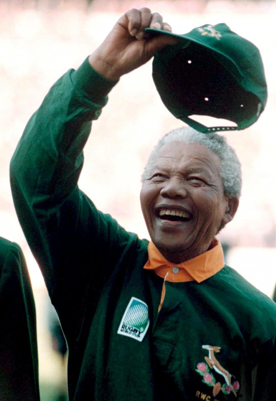 Springboks victory