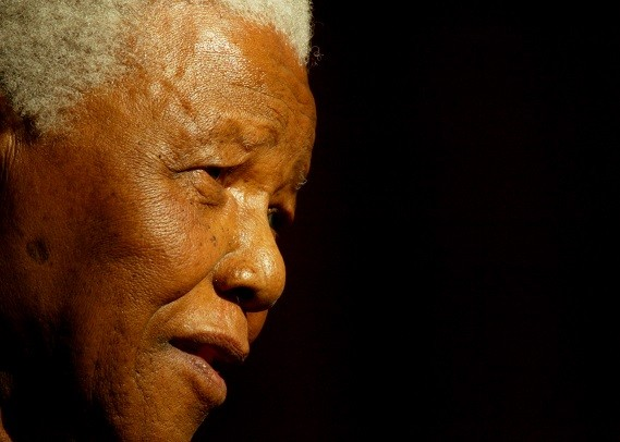 Former South African president Nelson Mandela has died at the age of 95 (Reuters)