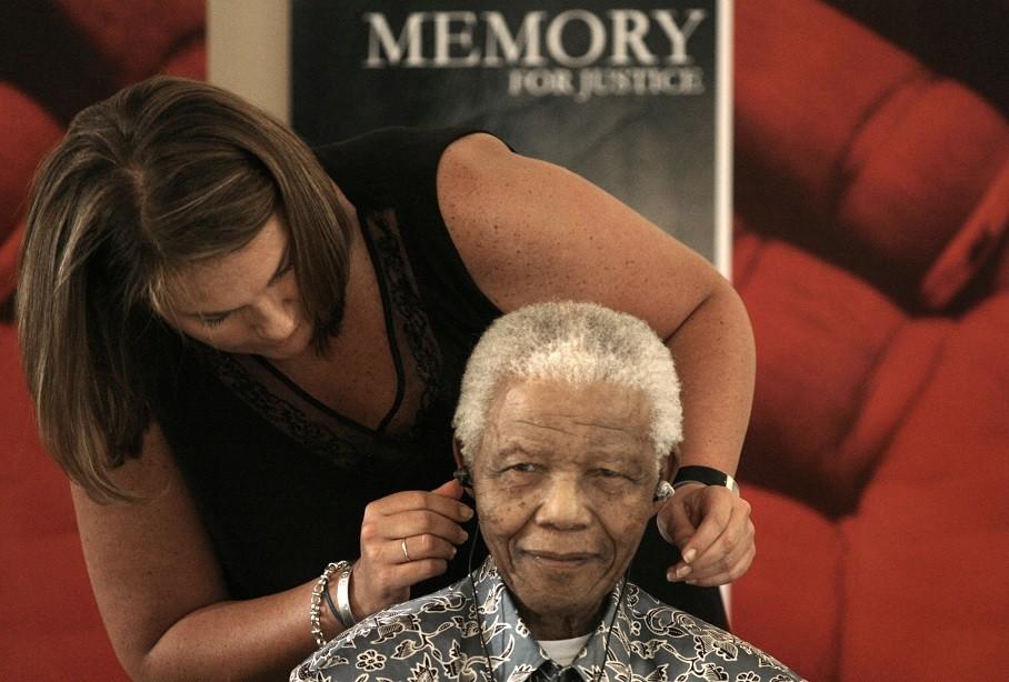 Zelda la Grange, Mandela's personal assistant