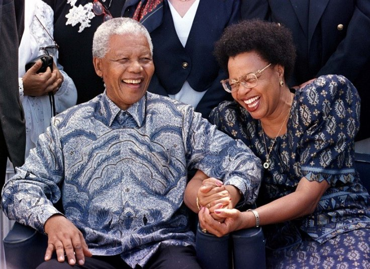 Could the source of Nelson Mandela's style inspiration be revealed PIC: Reuters