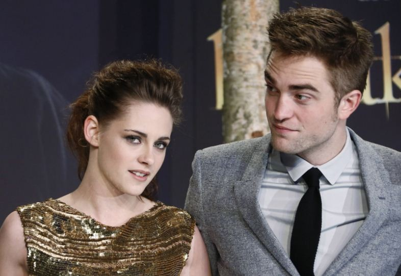 Robert Pattinson and Kristen Stewart Eyeing a Paris Getaway for Christmas/Reuters