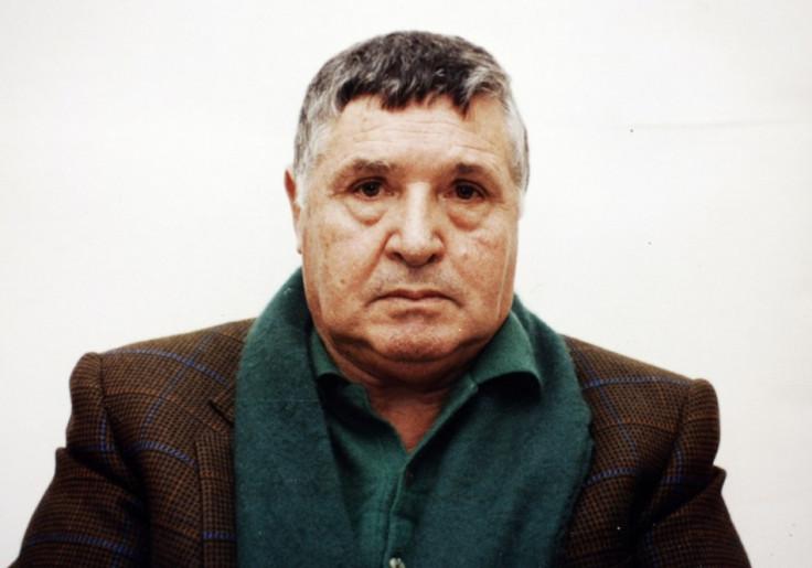 Toto Riina Mafia