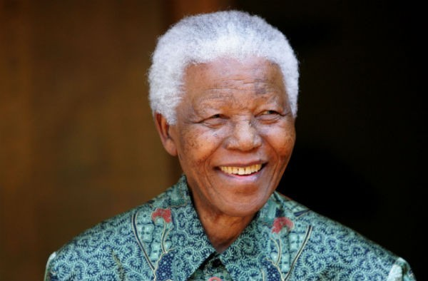 Former South African President Nelson Mandela died at the age of 95 in his Johannesburg home, after a long battle with a recurring lung infection. (Reuters)