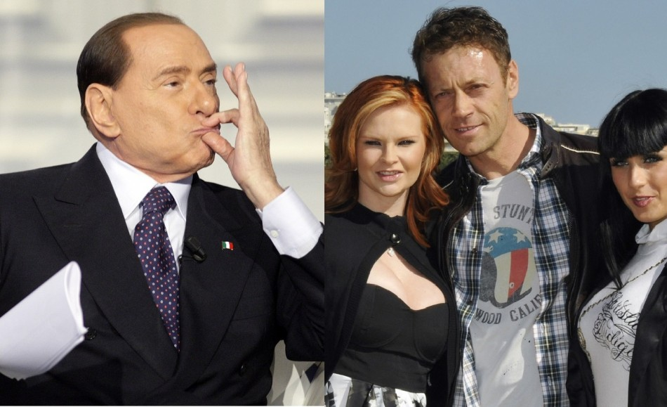 italy porn star rocco siffredi wants berlusconi for 39 arcore 39 movie. Black Bedroom Furniture Sets. Home Design Ideas