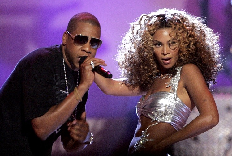 Jay-Z and Beyonce (Photo: Reuters)