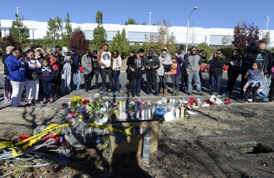 Fans pay respects to Paul Walker
