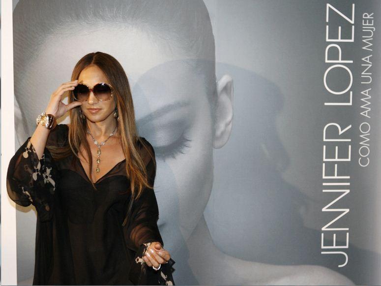 Jennifer Lopez Files For Name Change/Reuters