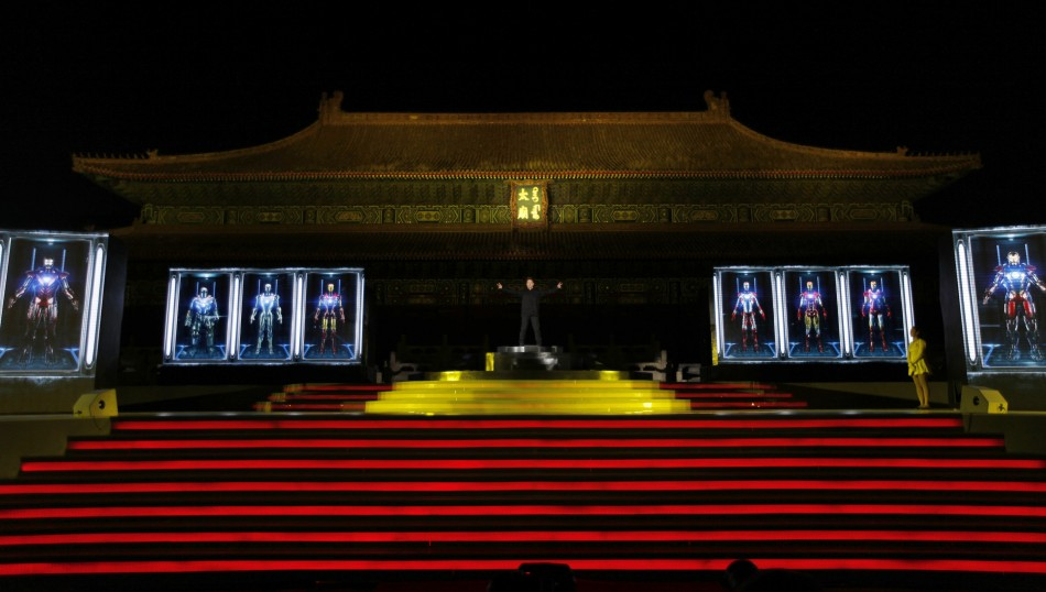 The Imperial Ancestral Temple of Beijing's Forbidden City could be recreated in New York.