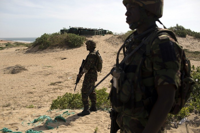 The Kenyan government deployed troops to northern Kenya on Friday to quell ethnic clashes. (Reuters)
