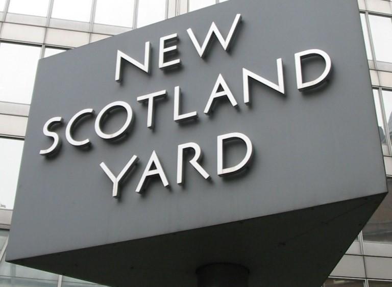 Investigating: Scotland Yard