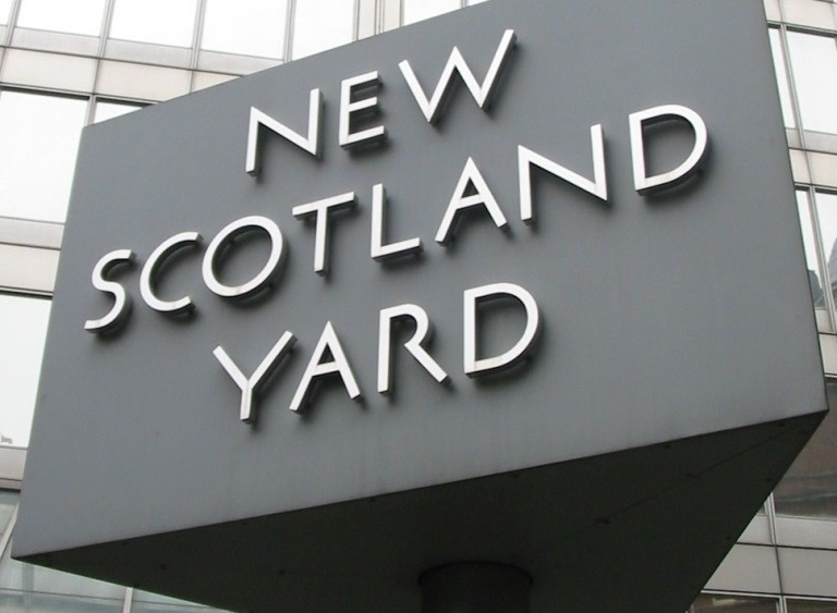 Investigating: Scotland Yard