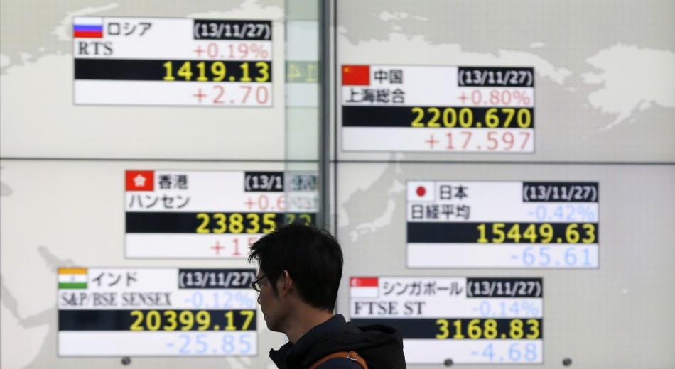 Asian markets outside Australia trade higher on 9 December