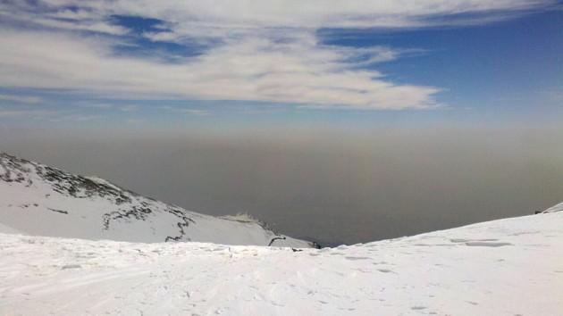 Tehran Pollution