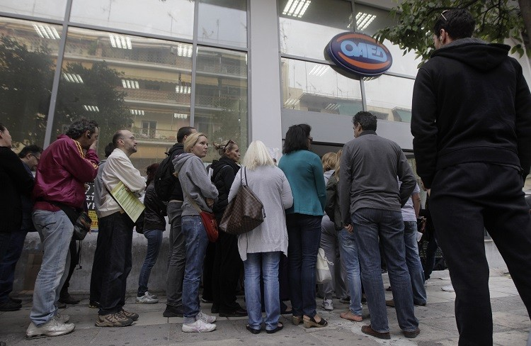 Greeks Looking for Work