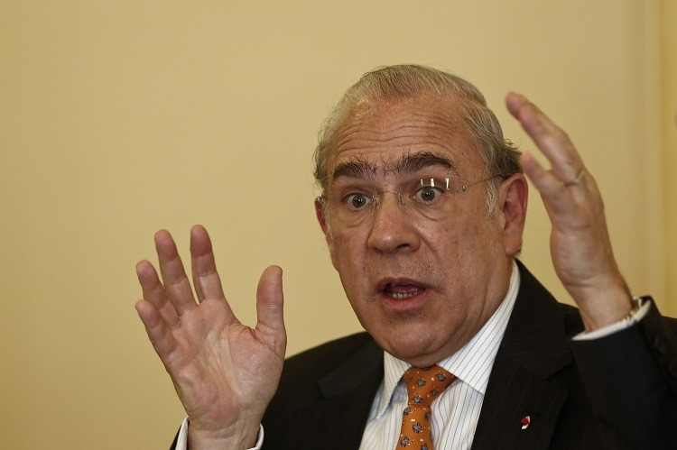 Secretary-General of the Organisation for Economic Co-operation and Development (OECD) Angel Gurria (Photo: Reuters)