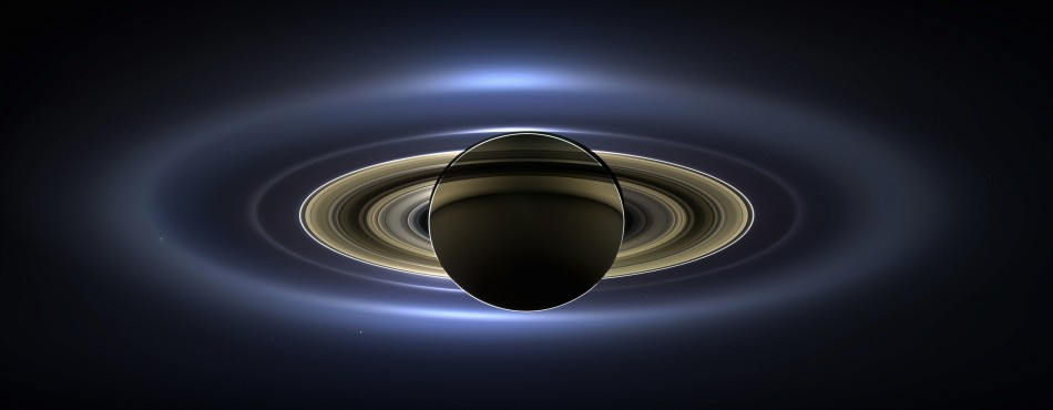 A natural-color image of Saturn from space, the first in which Saturn, its moons and rings, and Earth, Venus and Mars, all are visible, is seen in this NASA handout taken from the Cassini spacecraft July 19, 2013 and released November 12, 2013.