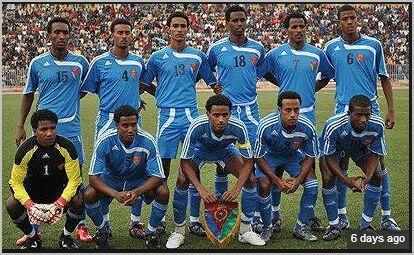 Eritrea football team
