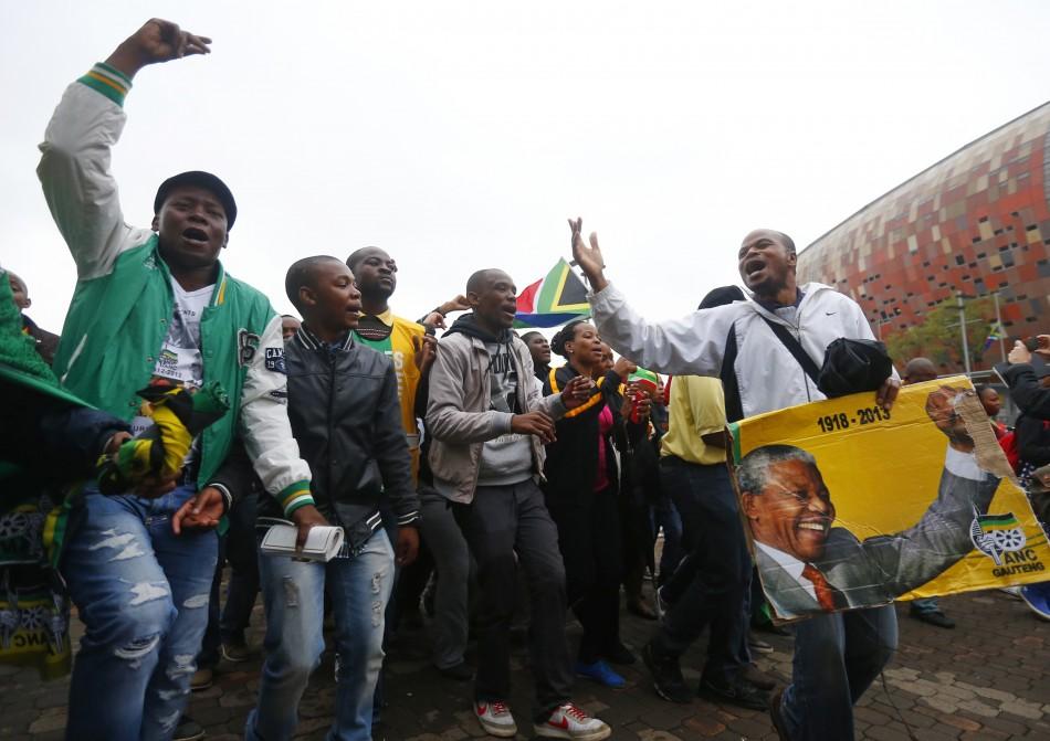 World leaders to unite for Nelson Mandela memorial