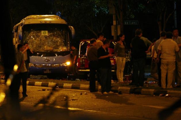Singapore Little India Riots
