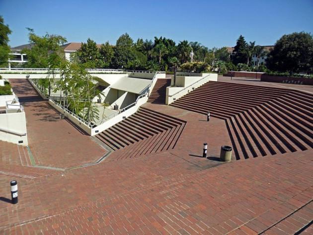 Stellenbosch University library