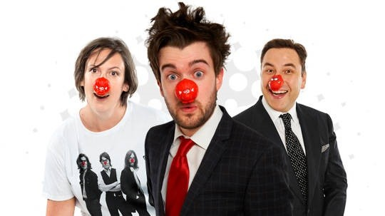 The charity has raised nearly £1bn in donations since it began (Comic Relief)