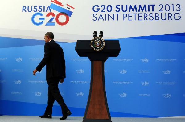 Chinese Hackers Spied on G20 Summit