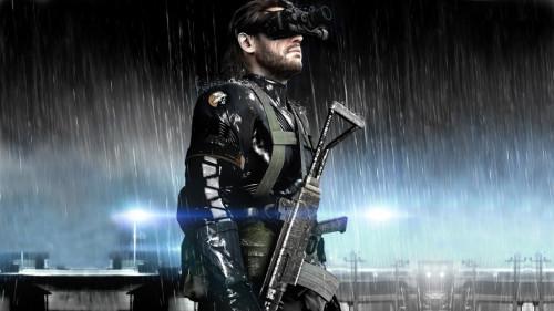 Metal Gear Solid 5: Ground Zeros