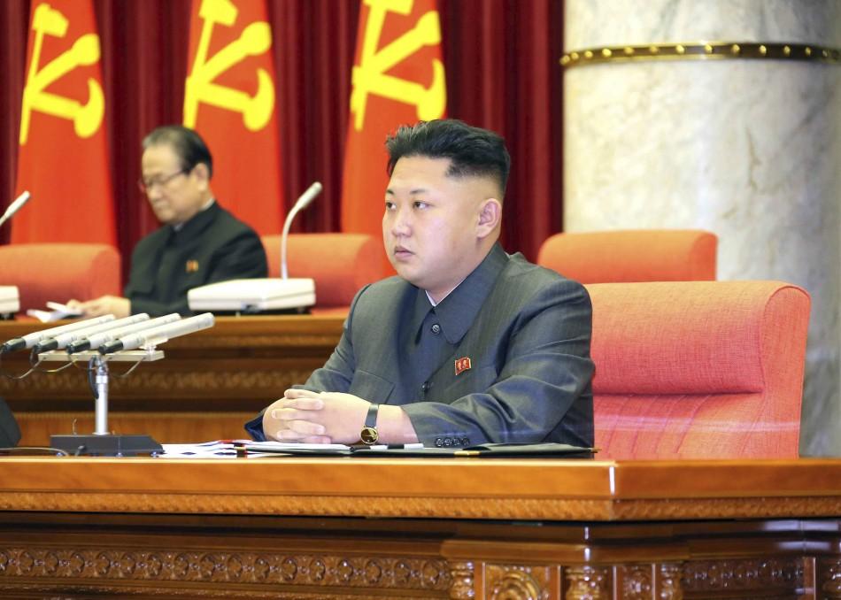 North Korean leader's uncle purged