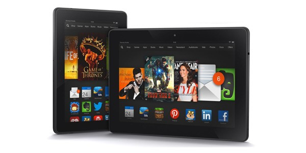 Kindle Fire HDX 7in