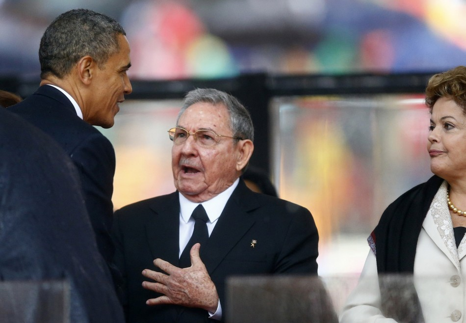 Cuban President Raul Castro calls for better US relations